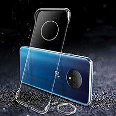 Handyhülle Hülle Crystal Schutzhülle Tasche für OnePlus 7T Klar
