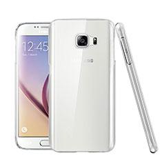 Handyhülle Hülle Crystal Schutzhülle Tasche für Samsung Galaxy C7 SM-C7000 Klar