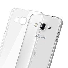 Handyhülle Hülle Crystal Schutzhülle Tasche für Samsung Galaxy J3 Klar