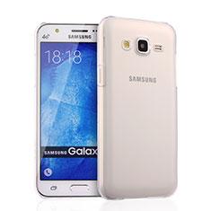 Handyhülle Hülle Crystal Schutzhülle Tasche für Samsung Galaxy J5 SM-J500F Klar