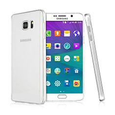 Handyhülle Hülle Crystal Schutzhülle Tasche für Samsung Galaxy Note 5 N9200 N920 N920F Klar