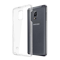 Handyhülle Hülle Crystal Schutzhülle Tasche für Samsung Galaxy Note Edge SM-N915F Klar