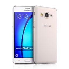 Handyhülle Hülle Crystal Schutzhülle Tasche für Samsung Galaxy On5 G550FY Klar
