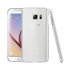 Handyhülle Hülle Crystal Schutzhülle Tasche für Samsung Galaxy S7 G930F G930FD Klar