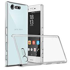 Handyhülle Hülle Crystal Schutzhülle Tasche für Sony Xperia X Compact Klar