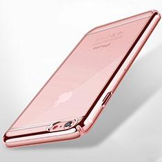 Handyhülle Hülle Crystal Tasche Schutzhülle für Apple iPhone 6S Rosa