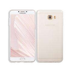 Handyhülle Hülle Crystal Tasche Schutzhülle für Samsung Galaxy C9 Pro C9000 Klar