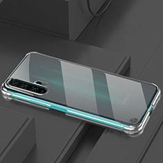 Handyhülle Hülle Crystal Tasche Schutzhülle H01 für Huawei Honor 20 Pro Schwarz