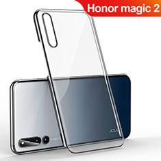 Handyhülle Hülle Crystal Tasche Schutzhülle H01 für Huawei Honor Magic 2 Schwarz