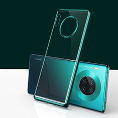 Handyhülle Hülle Crystal Tasche Schutzhülle H01 für Huawei Mate 30 5G Grün