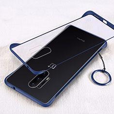 Handyhülle Hülle Crystal Tasche Schutzhülle H02 für OnePlus 8 Pro Blau