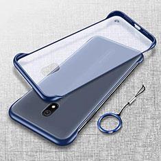 Handyhülle Hülle Crystal Tasche Schutzhülle H02 für Xiaomi Redmi 8A Blau