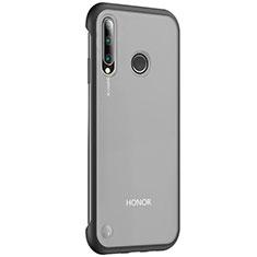 Handyhülle Hülle Crystal Tasche Schutzhülle S02 für Huawei Honor 20 Lite Schwarz