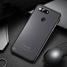 Handyhülle Hülle Crystal Tasche Schutzhülle S03 für Huawei Honor V20 Schwarz