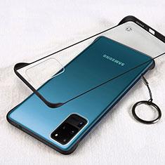 Handyhülle Hülle Crystal Tasche Schutzhülle S03 für Samsung Galaxy S20 Ultra 5G Schwarz