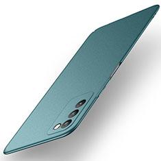 Handyhülle Hülle Hartschalen Kunststoff Schutzhülle Tasche Matt M01 für Huawei Honor 30 Lite 5G Grün