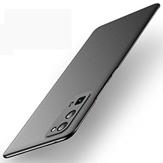 Handyhülle Hülle Hartschalen Kunststoff Schutzhülle Tasche Matt M01 für Huawei Honor 30 Pro+ Plus Schwarz