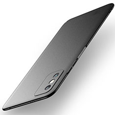 Handyhülle Hülle Hartschalen Kunststoff Schutzhülle Tasche Matt M01 für Huawei Honor X10 Max 5G Schwarz