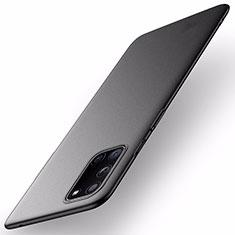 Handyhülle Hülle Hartschalen Kunststoff Schutzhülle Tasche Matt M01 für OnePlus 8T 5G Schwarz