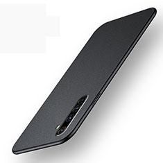 Handyhülle Hülle Hartschalen Kunststoff Schutzhülle Tasche Matt M01 für Realme X50 Pro 5G Schwarz
