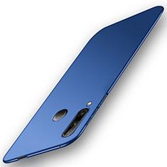 Handyhülle Hülle Hartschalen Kunststoff Schutzhülle Tasche Matt M02 für Huawei Enjoy 10 Plus Blau