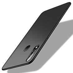 Handyhülle Hülle Hartschalen Kunststoff Schutzhülle Tasche Matt M02 für Oppo A8 Schwarz