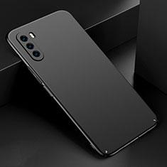 Handyhülle Hülle Hartschalen Kunststoff Schutzhülle Tasche Matt M03 für Huawei Mate 40 Lite 5G Schwarz
