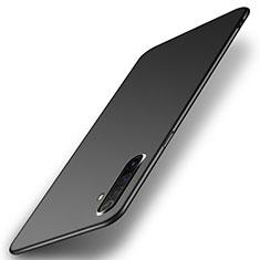 Handyhülle Hülle Hartschalen Kunststoff Schutzhülle Tasche Matt P02 für Realme X50 Pro 5G Schwarz