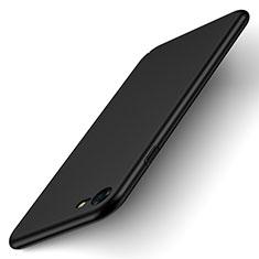 Handyhülle Hülle Kunststoff Schutzhülle Matt für Apple iPhone SE (2020) Schwarz