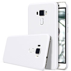 Handyhülle Hülle Kunststoff Schutzhülle Matt für Asus Zenfone 3 ZE552KL Weiß