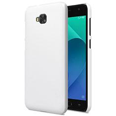 Handyhülle Hülle Kunststoff Schutzhülle Matt für Asus Zenfone 4 Selfie ZD553KL Schwarz