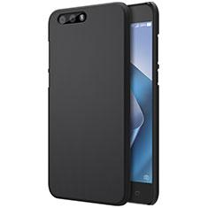 Handyhülle Hülle Kunststoff Schutzhülle Matt für Asus Zenfone 4 ZE554KL Schwarz