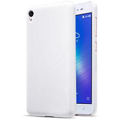 Handyhülle Hülle Kunststoff Schutzhülle Matt für Asus Zenfone Live ZB501KL Weiß