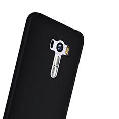 Handyhülle Hülle Kunststoff Schutzhülle Matt für Asus Zenfone Selfie ZD551KL Schwarz