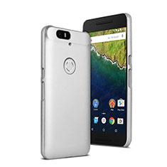 Handyhülle Hülle Kunststoff Schutzhülle Matt für Google Nexus 6P Weiß