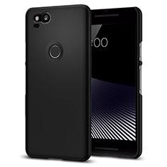 Handyhülle Hülle Kunststoff Schutzhülle Matt für Google Pixel 2 Schwarz