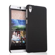 Handyhülle Hülle Kunststoff Schutzhülle Matt für HTC Desire 826 826T 826W Schwarz