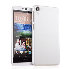 Handyhülle Hülle Kunststoff Schutzhülle Matt für HTC Desire 826 826T 826W Weiß
