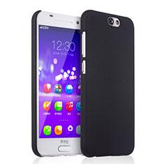 Handyhülle Hülle Kunststoff Schutzhülle Matt für HTC One A9 Schwarz