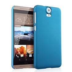 Handyhülle Hülle Kunststoff Schutzhülle Matt für HTC One E9 Plus Hellblau