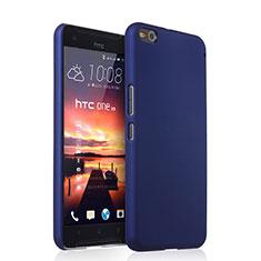 Handyhülle Hülle Kunststoff Schutzhülle Matt für HTC One X9 Blau
