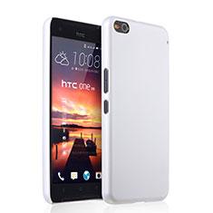 Handyhülle Hülle Kunststoff Schutzhülle Matt für HTC One X9 Weiß