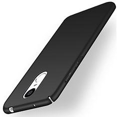 Handyhülle Hülle Kunststoff Schutzhülle Matt für Huawei Enjoy 6 Schwarz