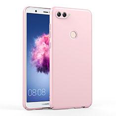 Handyhülle Hülle Kunststoff Schutzhülle Matt für Huawei Enjoy 7S Rosa