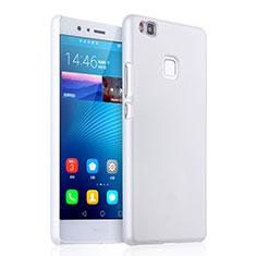 Handyhülle Hülle Kunststoff Schutzhülle Matt für Huawei G9 Lite Weiß