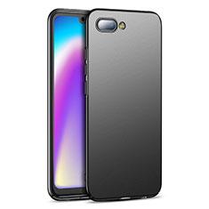 Handyhülle Hülle Kunststoff Schutzhülle Matt für Huawei Honor 10 Schwarz