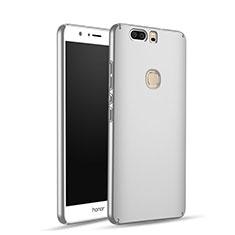 Handyhülle Hülle Kunststoff Schutzhülle Matt für Huawei Honor V8 Weiß