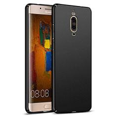 Handyhülle Hülle Kunststoff Schutzhülle Matt für Huawei Mate 9 Pro Schwarz