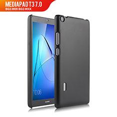 Handyhülle Hülle Kunststoff Schutzhülle Matt für Huawei MediaPad T3 7.0 BG2-W09 BG2-WXX Schwarz