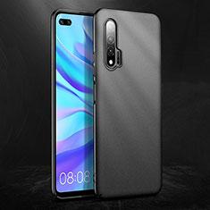 Handyhülle Hülle Kunststoff Schutzhülle Matt für Huawei Nova 6 5G Schwarz